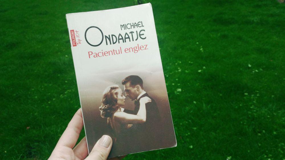 """""""Pacientul Englez"""", Michael Ondaatje"""