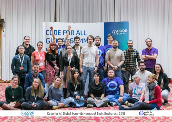 Code4Ro @Code for All Summit (1)